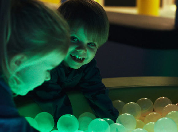 Junior Explorium Sensory Room